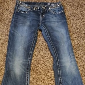 Miss Me Jeans - Miss me Jean's size 28 boot
